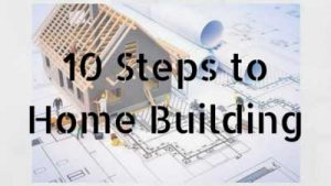 Home Building Process Custom Home