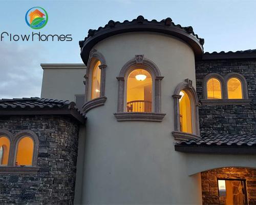 Flow HOmes Custom Home Designs
