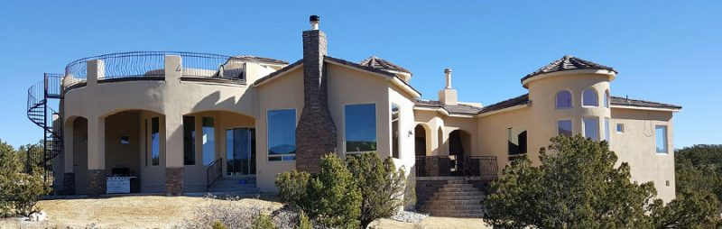New Mexico Custom Dream Home
