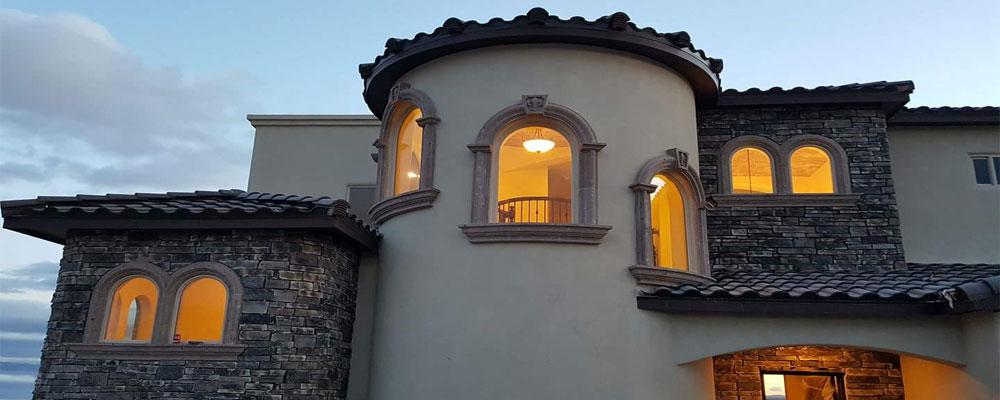 custom home design in albuquerque